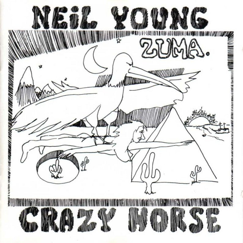 Neil Young and crazy horse zuma