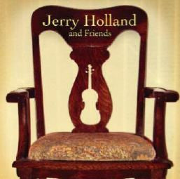 Jerry Holland - And Friends CD