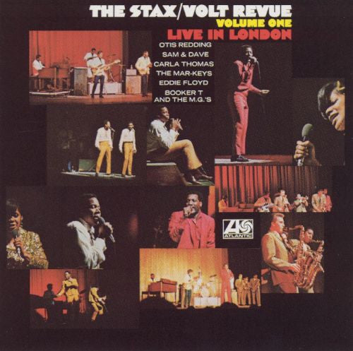Various Artists - The Stax/Volt Revue Vol 1