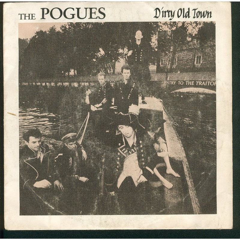 Pogues dirty old town