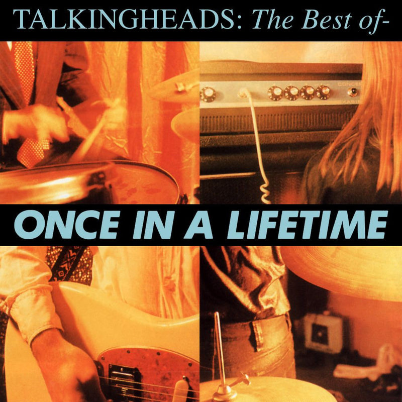 Talking heads once in a lifetime