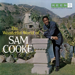 Sam Cooke - The Wonderful World Of Sam Cooke LP