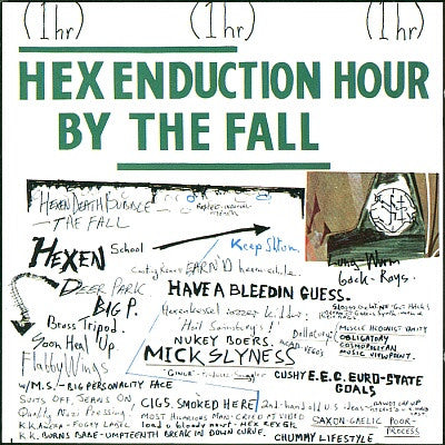 Fall - Hex Enduction Hour CD