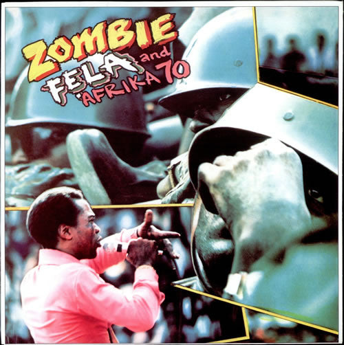 Felt Kuti And Afrika 70 - Zombie CD