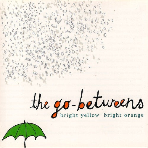 Go Betweens - Bright Yellow Bright Orange CD