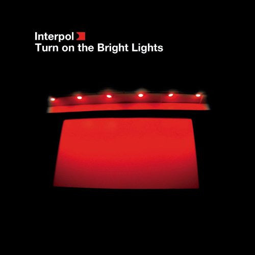Interpol - Turn On The Bright Lights CD