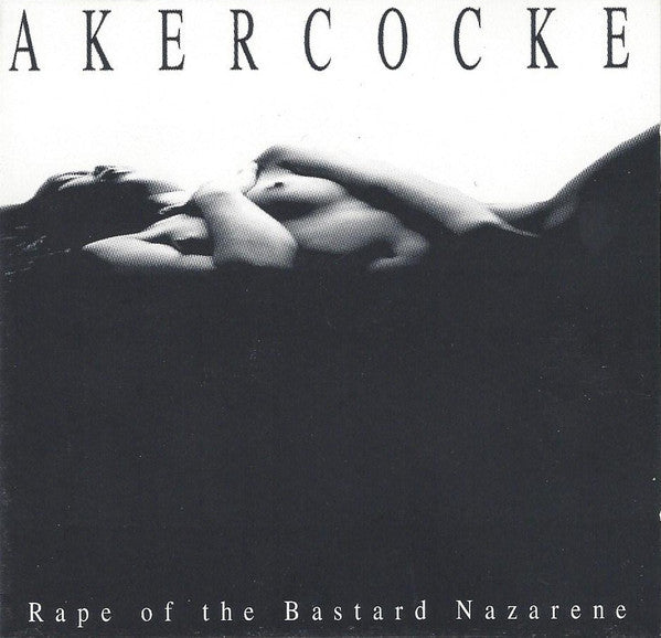 Akercocke - Rape Of The Bastard Nazarene LP
