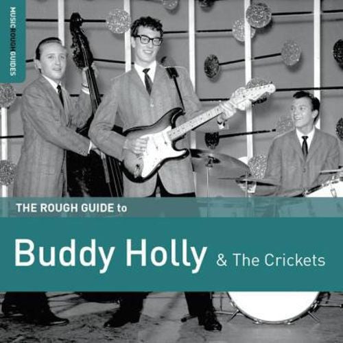 Buddy Holly & The Crickets - Rough Guide To... LP
