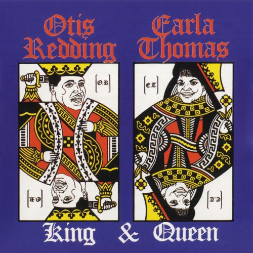 Otis Redding & Carla Thomas - King & Queen LP Gold Vinyl 50th Anniversary
