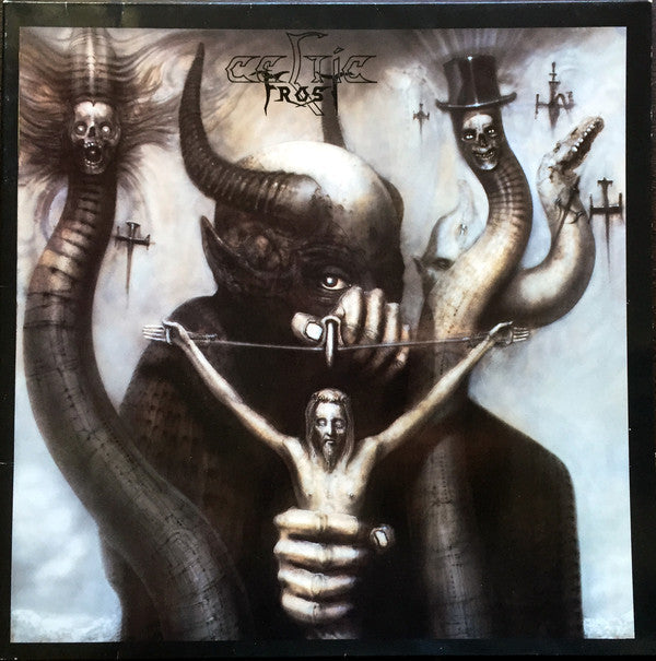 Celtic Frost - To Mega Therion Remastered CD