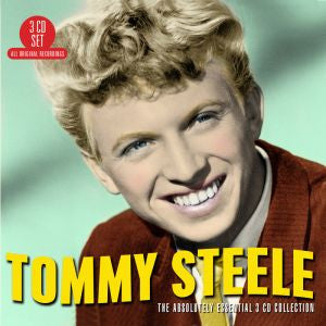 Tommy Steele - Absolutely Essential 3CD Collection