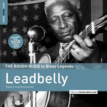 Leadbelly - Rough Guide To Blues Legend: