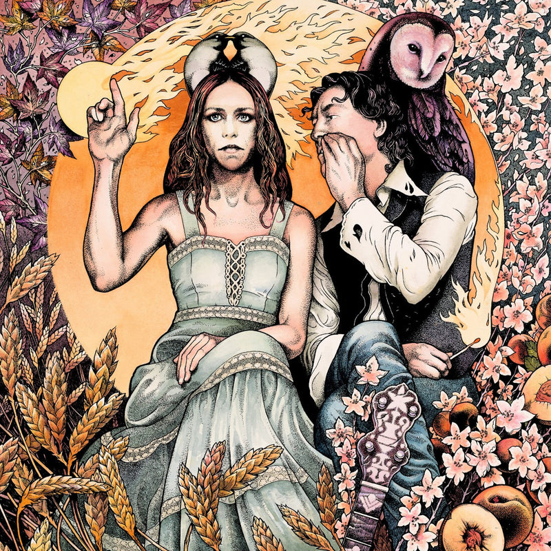 Gillian Welch - The Harrow And The Harvest LP