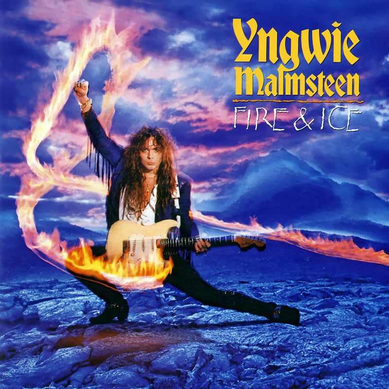 Ynwgwie Malmsteen - Fire & Ice CD