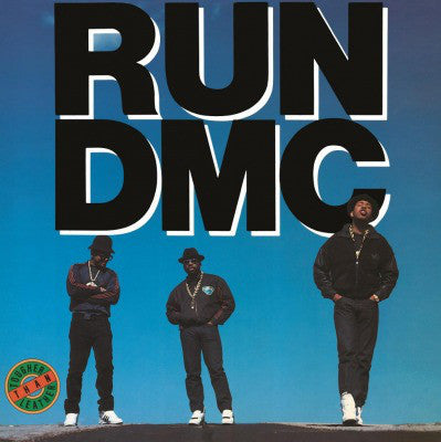 Run DMC - Tougher Than Leather LP