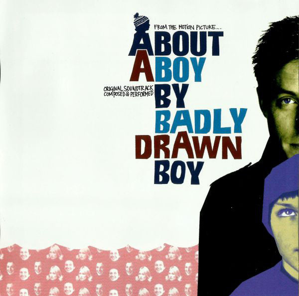 Badly Drawn Boy - About A Boy OST CD
