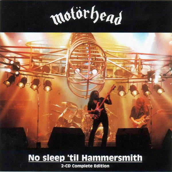 Motorhead - No Sleep 'Til Hammersmith CD