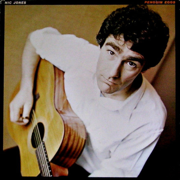 Nic Jones - Penguin Blues LP
