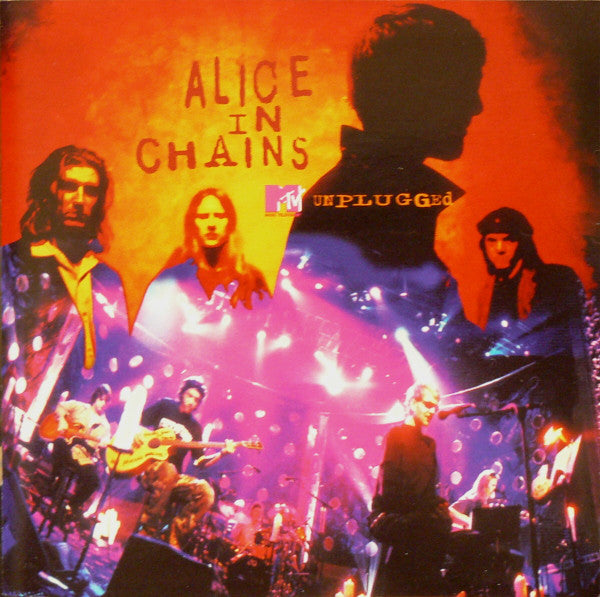 Alice In Chains - Unplugged CD