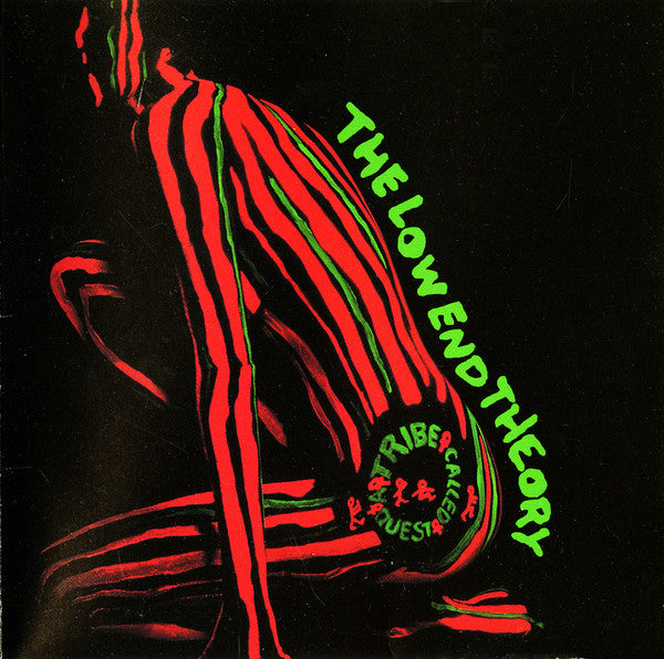 A Tribe Called Quest - Low End Theory CD