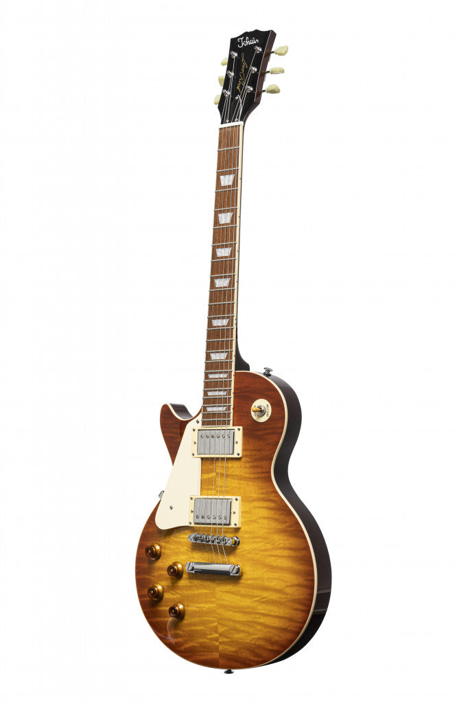 Tokai LP Left Hand Violin Burst