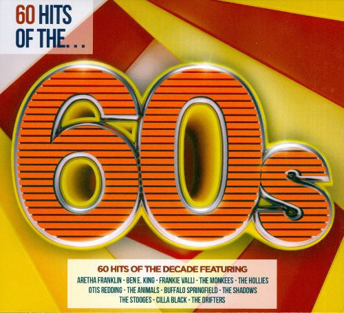 Various Artists - 60 Hits Of The 60's