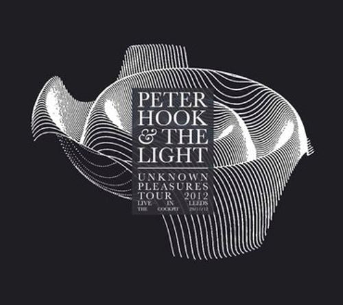 Peter Hook & The Light - Unknown Pleasures Tour 2012 Live In Leeds Vol 3 LP (Clear Vinyl) RSD Exclusive