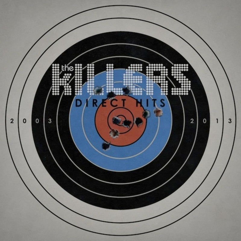 Killers - Direct Hits CD