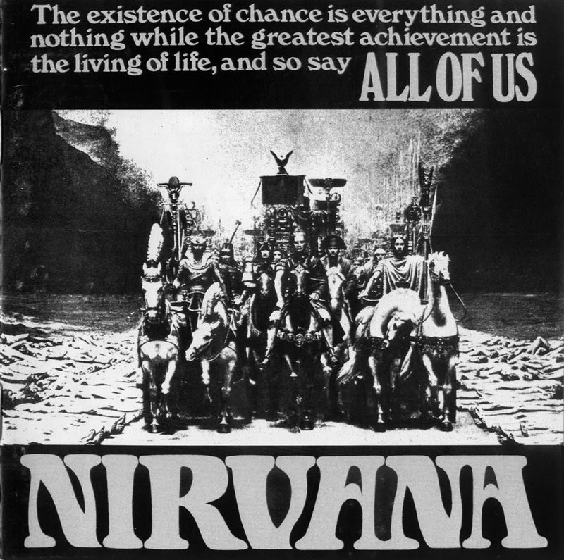 Nirvana (60's) - All Of Us