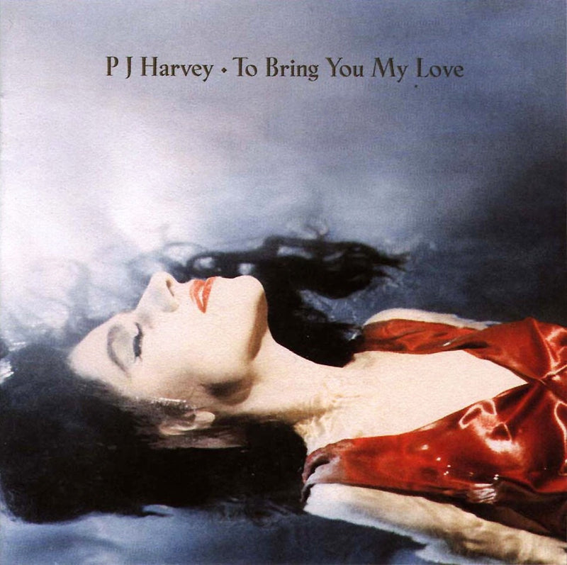 PJ Harvey - To Bring You My Love CD