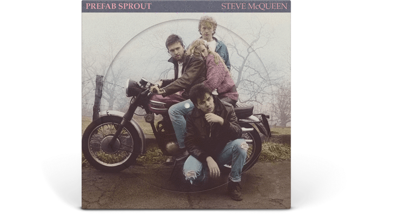 Prefab Sprout - Steve McQueen LP LTD Picture Disc National Album Day 2020