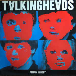 Talking Heads - Remain In Light LP