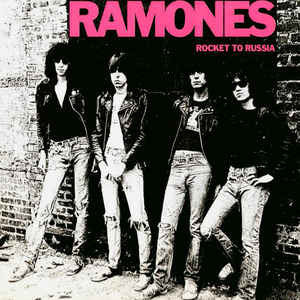Ramones - Rocket To Russia LP