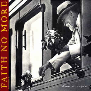 Faith No More - Album Of The Year LP