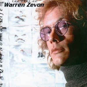 Warren Zevon - A Quiet Normal Life: The Best of Warren Zevon LP