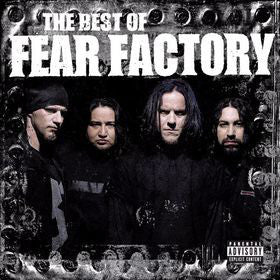 Fear Factory - The Best Of Fear Factory CD