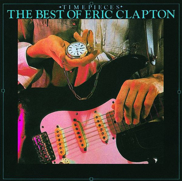 Eric Clapton - Time Pieces: The Best Of CD