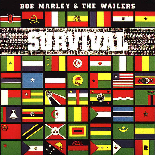 Bob Marley & The Wailers - Survival CD