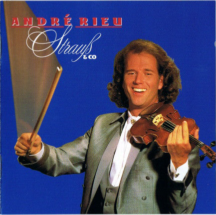 Andre Rieu - Strauss & Co CD