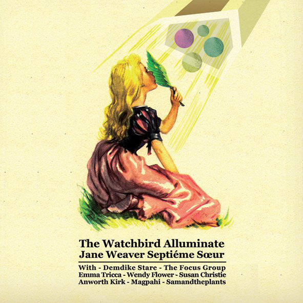 Jane Weaver - The Watchbird Alluminate LP