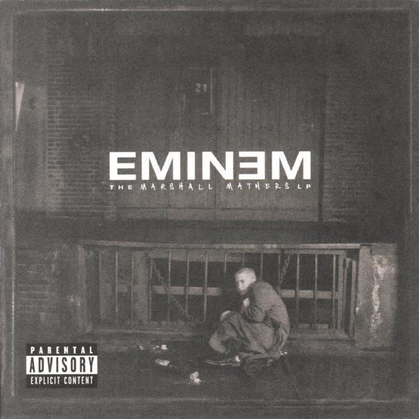 Eminem - 'The Marshall Mathers LP' CD