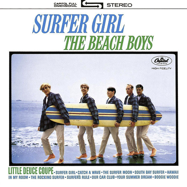 Beach Boys -Surfer Girl / Shut Down Volume 2 CD