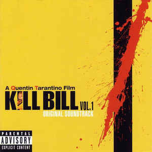 Kill Bill Vol. 1 OST LP