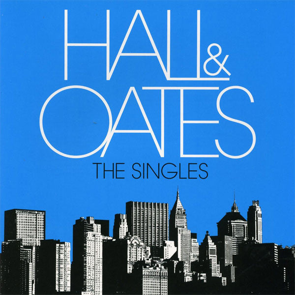 Hall & Oates - The Singles CD