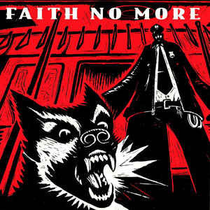 Faith No More - King For A Day, Fool For A Lifetime LP