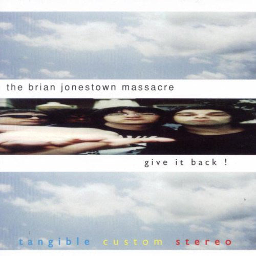 Brian Jonestown Massacre ‎- Give It Back! CD