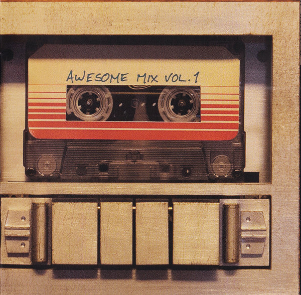 Guardians Of The Galaxy: Awesome Mix Vol. 1 OST CD