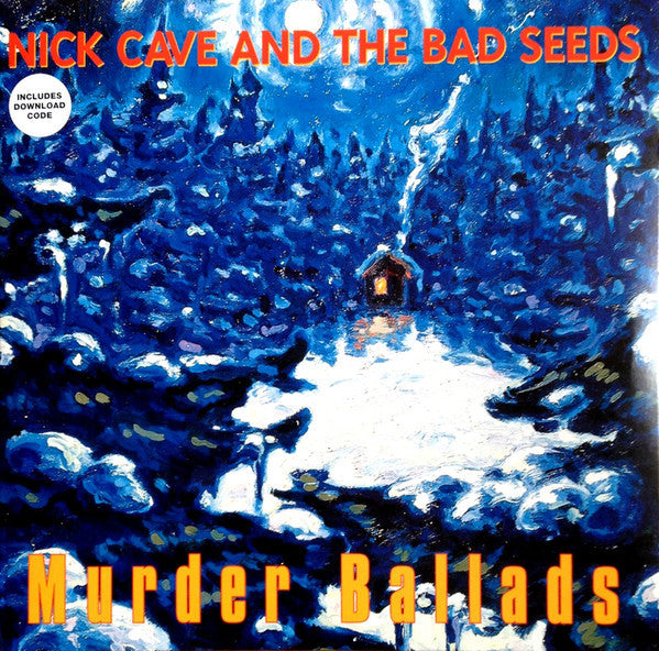 Nick Cave & The Bad Seeds - Murder Ballads 2LP