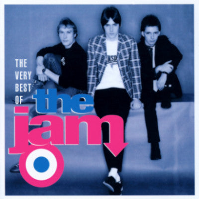 Jam - The Very Best Of The Jam CD