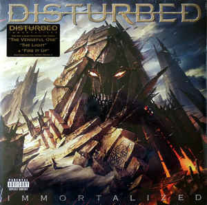 Disturbed- Immortalized 2LP